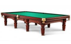 Бильярдный стол Ливерпуль 9ф пул сланец 25 мм ясень/сосна уцененный