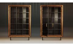 Модуль шкаф для книг. Багет Тоскана