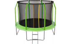 Батут JUMPY Premium 10 FT (Green / Blue)