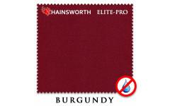 Сукно Hainsworth Elite Pro Waterproof 198см Burgundy