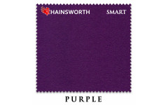 Сукно Hainsworth Smart Snooker 195см Purple