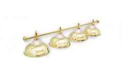 Светильник Crown Golden 4 плафона
