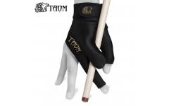 Перчатка Taom Midas Billiard Glove черная правая L