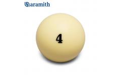 Шар Super Aramith Pro Tournament №4 ø67мм