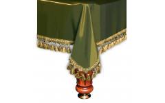 Покрывало Венеция 8фт шёлк олива