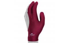 Перчатка Laperti бордовая M