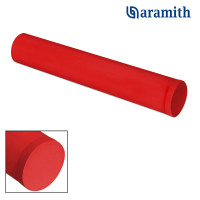 Материал Aramith Phenolic Ivory для инкрустации 230мм Ø35мм цвет: красный