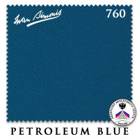 Сукно Iwan Simonis 760 195см Petroleum Blue
