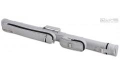 Тубус QK-S Ray Velcro 1x1 светло-серый