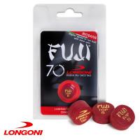 Наклейка для кия Longoni Fuji Modena ø14мм Soft 1шт.