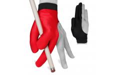 Перчатка Fortuna Classic красная/черная XL