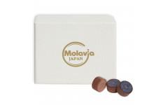 Наклейка для кия Molavia Half-Layer2 Duo ø14мм Regular 1шт.