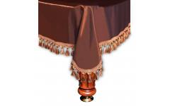 Покрывало Венеция 8фт шёлк коричневое