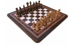 Шахматы Турнирные-6 инкрустация 50