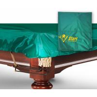 Чехол для б/стола 7-1 (зеленый, с логотипом)