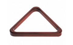 Треугольник 68 мм Т-2 ясень (Черный , глянец)