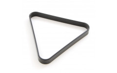 Треугольник 57.2 мм (черный пластик, 6 мм)