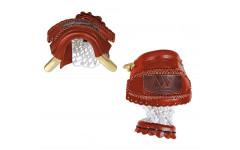 Скоба центральная с пелериной и сеткой под выкат