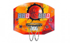 Баскетбольный щит для крепления к стене